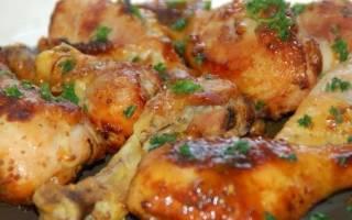 Рецепты блюд из куриной голени в мультиварке