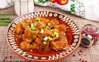 Рецепты блюд из огурцов в мультиварке
