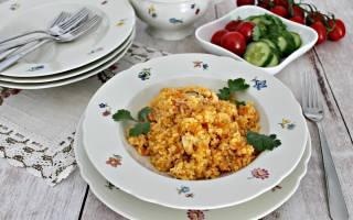 Рецепты блюд из булгура в мультиварке
