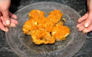 Как потушить рыбу на сковороде