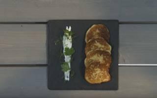 Как сделать картофельные оладьи