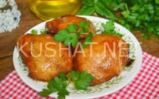 Как замариновать курицу в соевом соусе