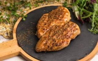 Как приготовить стейк из курицы