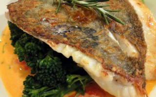Как приготовить рыбу дори