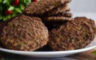 Рецепты печеночных котлет в мультиварке