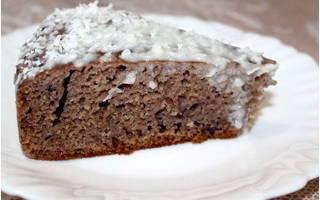 Самый простой рецепт чайный пирог в мультиварке