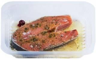 Как приготовить стейк из форели
