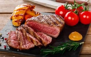 Как приготовить вкусный стейк из говядины