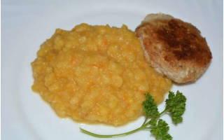 Как приготовить вкусное гороховое пюре в мультиварках Редмонд и Поларис? Лучшие рецепты