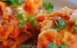 Как приготовить минтай в соусе
