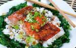 Как приготовить рис с рыбой в духовке