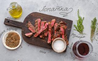 Как замариновать мясо для стейка