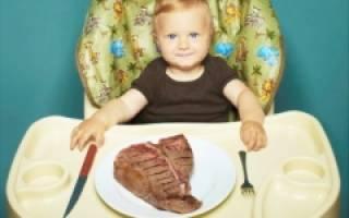 Что приготовить из свинины детям