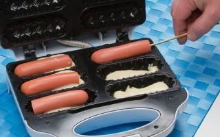 Как пожарить сосиски на сковороде
