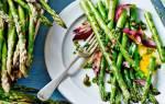 Как готовить спаржу зеленую свежую на сковороде