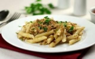 Как приготовить вкусные и сытные макароны с тушенкой в мультиварках Редмонд и Поларис