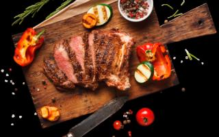Как приготовить стейк из мяса