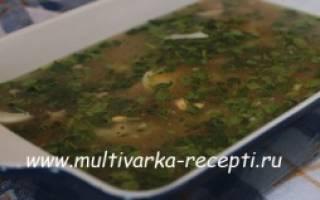 Рецепты заливного в мультиварке