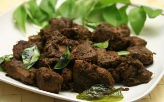 Сохраните полезные свойства говяжьей печени во время приготовления в мультиварках Редмонд и Поларис