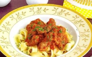 Рецепты блюд из куриных желудочков в мультиварке
