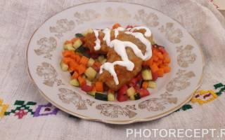 Томатно-сметанный соус в мультиварке