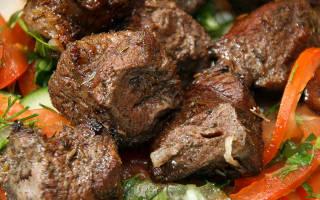 Как замариновать говядину для шашлыка
