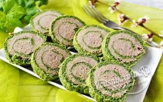 Рецепты блюд из шпината в мультиварке