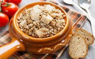 Как приготовить гречку в горшочке в духовке