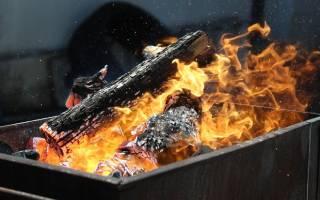 Как разжигать угли для шашлыка