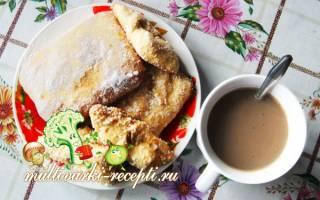Рецепты печенья в мультиварке