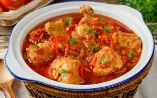Вкусные чахохбили из курицы в мультиварке – готовим и наслаждаемся блюдом