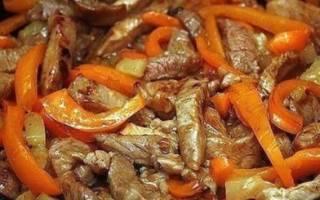 Что можно приготовить из мяса