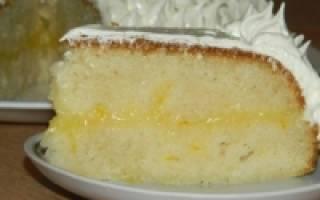 Рецепты тортов в мультиварке