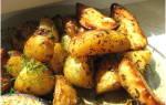 Приготовление невероятно вкусной картошки по деревенски в мультиварках Редмонд и Поларис