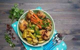 Лучшие рецепты приготовления тушенной картошки с курицей в мультиварках