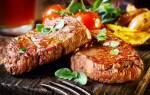 Как приготовить стейк из свинины на гриле