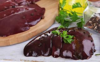 Печень говяжья готовим в мультиварке