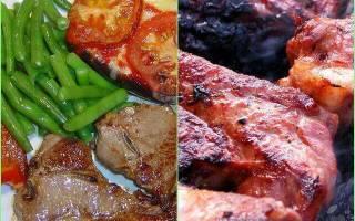 Как жарить мясо в мультиварке