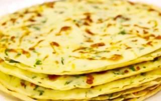 Как приготовить блины с сыром