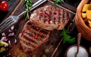 Рецепт мяса на гриле