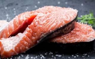 Как приготовить рыбу кижуч