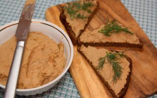 Паштет из печени в мультиварке – рецепт как приготовить