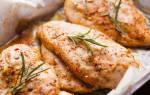 Как приготовить куриное филе в духовке