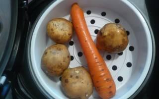 Как варить овощи в мультиварке