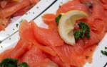 Как солить лосось в домашних