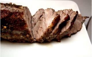 Свинина в вине в мультиварке – рецепт как приготовить