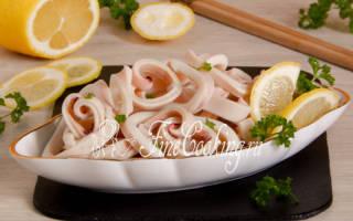 Как замариновать кальмары в домашних условиях