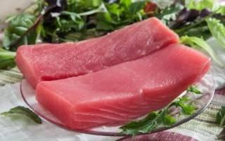 Как приготовить стейк из тунца