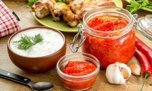 Как сделать соус для шашлыка