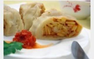 Рецепты блюд из картошки в мультиварке